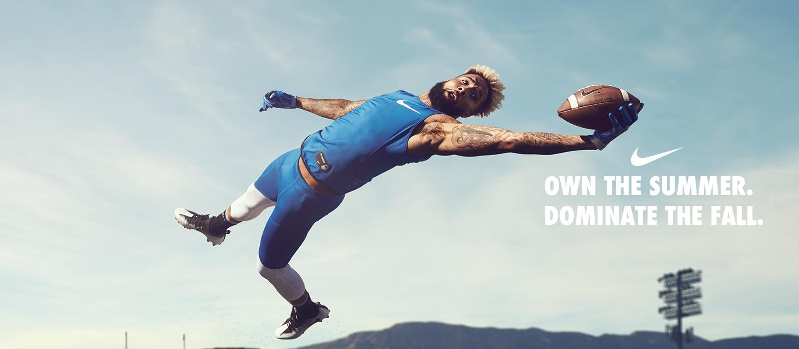 Custom Nike Uniforms - Nike Team Sports